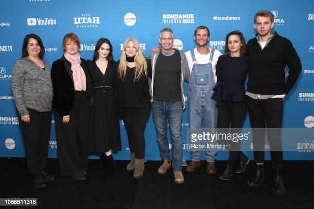 IFC Films EVP Acquisitions Arianna Bocco Director Jennifer Kent Aisling Franciosi Producer Bruna Papandrea Producer Steve Hutensky Michael Sheasby...