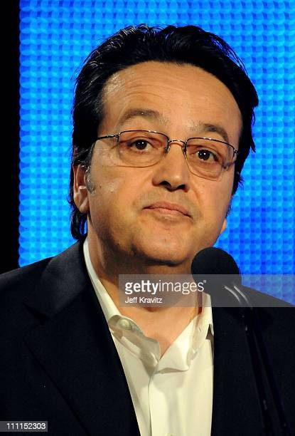 Films senior vice president Len Amato speaks during the HBO portion of the 2010 Television Critics Association Press Tour at the Langham Hotel on...