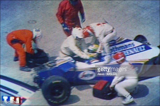 F 1 / FilmTvThe Accident A Senna On May 1St 1994