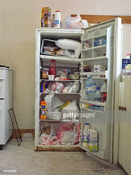 Filthy fridge
