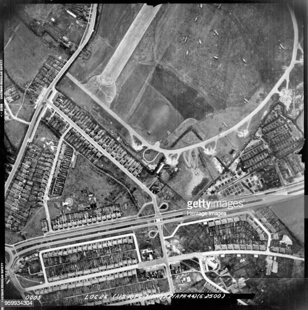RAF Filton Bristol April 1944 In the Second World War the Bristol Aeroplane Company aircraft factories made Filton a target and after a bombing raid...