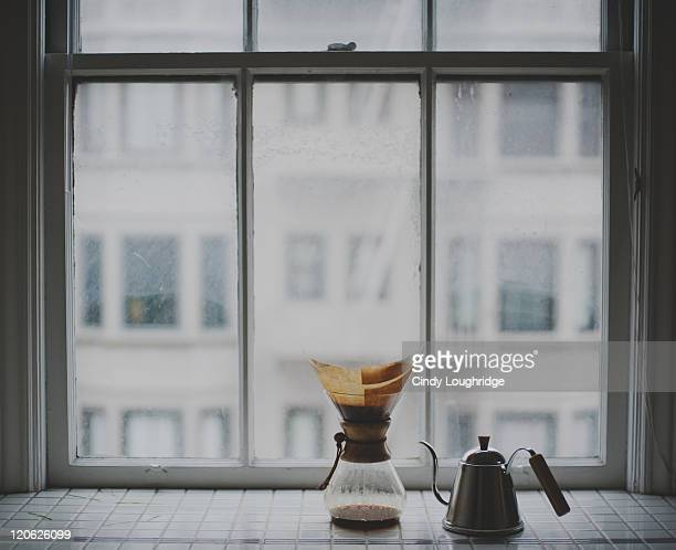 filtration - window sill stock pictures, royalty-free photos & images