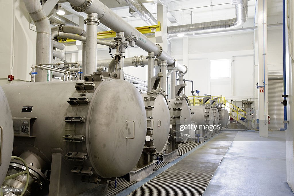 Filtration : Stock Photo