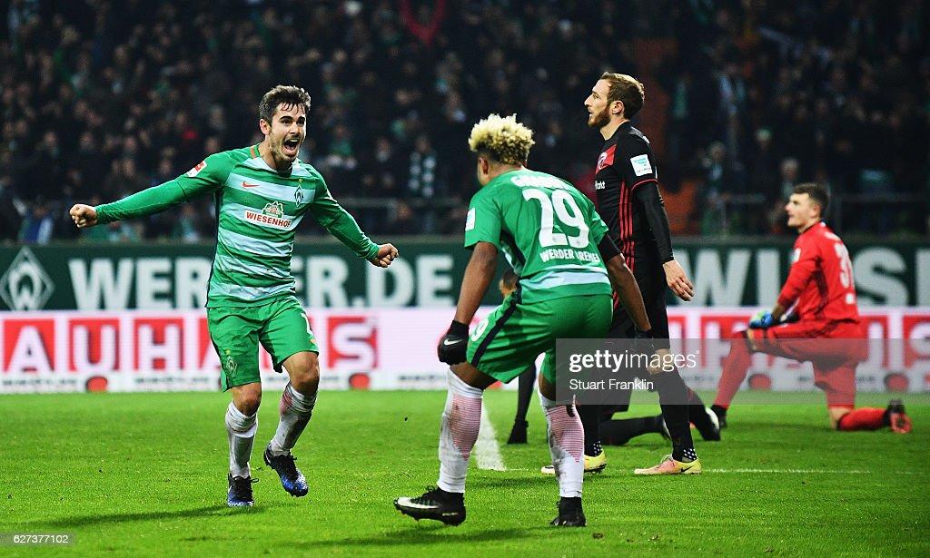 Werder Bremen v FC Ingolstadt 04 - Bundesliga