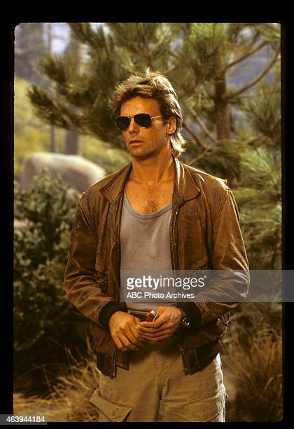 MACGYVER Final Approach Airdate October 27 1986 ANDERSON