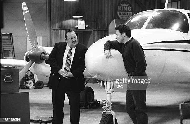 WINGS Final Approach Part 12 Episode 2324 Air Date Pictured David Schramm as Roy Biggins Tim Daly as Joe Montgomery Hackett