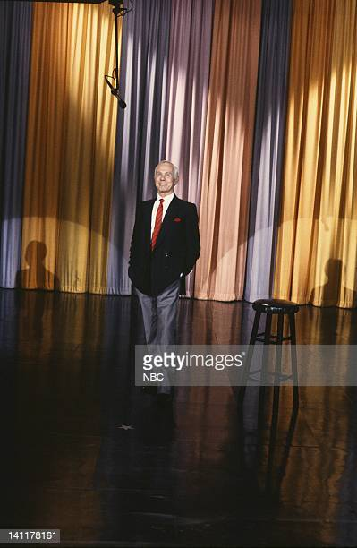 "Final Show"" Air Date -- Pictured: Host Johnny Carson -- Photo by: Alice S. Hall/NBCU Photo Bank"