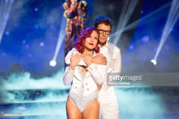 "Finale"" - After weeks of stunning competitive dancing, the final four couples advance to the season finale of ""Dancing with the Stars,"" live, MONDAY,..."