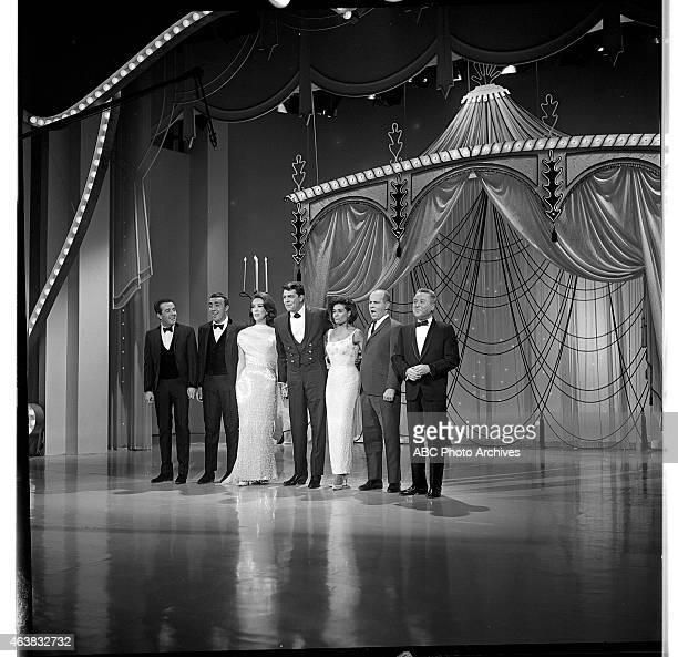April 3 1965 LR GAYLORD AND HOLIDAYLISA KIRKDALE ROBERTSON BARBARA