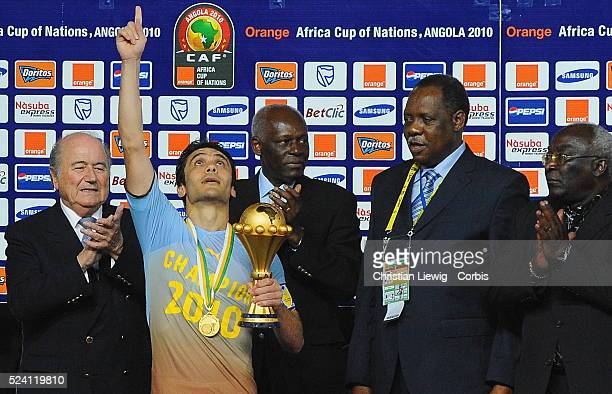 Finale CAN 2010 GHANA VS EGYPTE 0/1