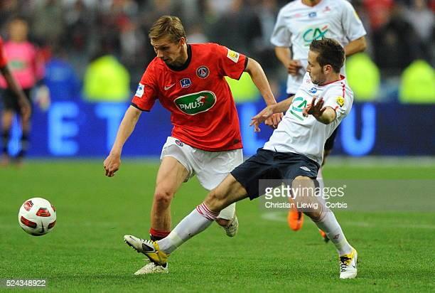 Finale Coupe de France Lille vs PSG 1_0 Chantome