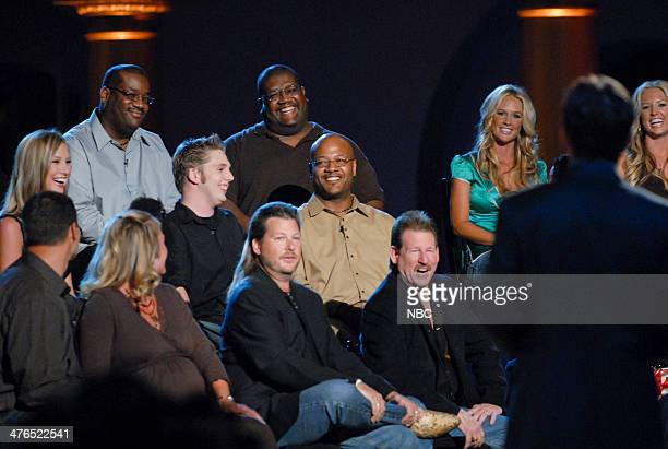 HUNTERS Finale Episode 111 Pictured Contestants Tony Brown Keith Brown Jessica Schilling Melissa Schilling Kaitlyn Christopher Josh Hanlon Terrance...