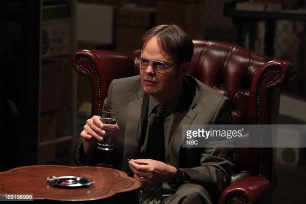 THE OFFICE Finale Episode 924/925 Pictured Rainn Wilson as Dwight Schrute