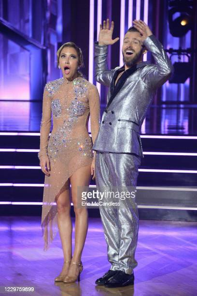 """Finale"""" Four celebrity and pro-dancer couples dance and compete in the live season finale where one couple will win the coveted Mirrorball Trophy,..."""