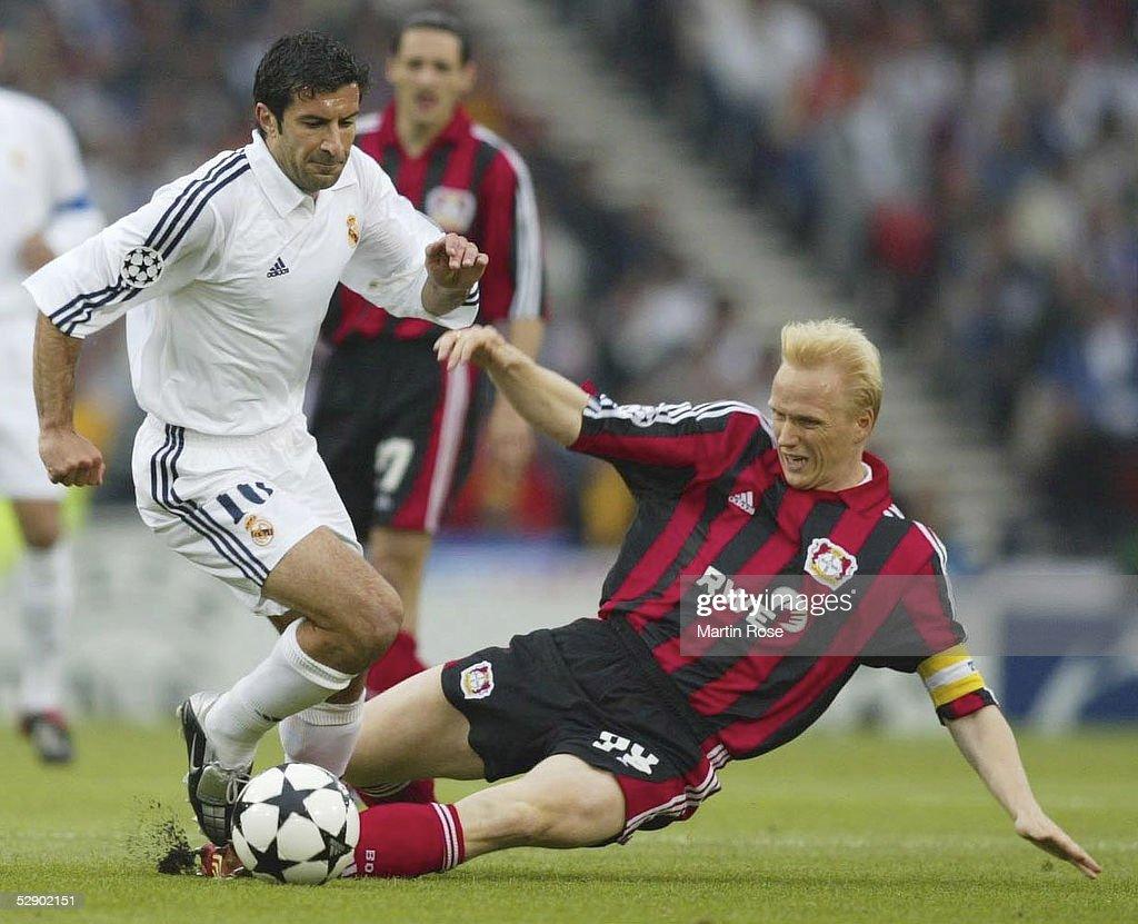 Leverkusen Glasgow