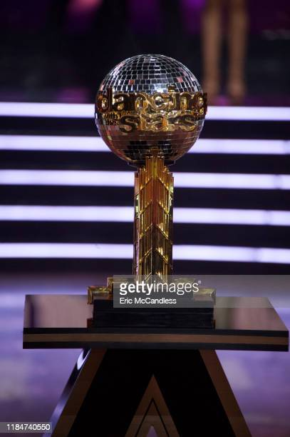 """Finale"""" - It all comes down to this as four celebrity and pro-dancer couples return to the ballroom to compete and win the Mirrorball trophy on the..."""