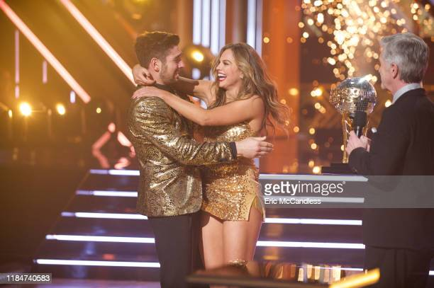 STARS Finale It all comes down to this as four celebrity and prodancer couples return to the ballroom to compete and win the Mirrorball trophy on the...