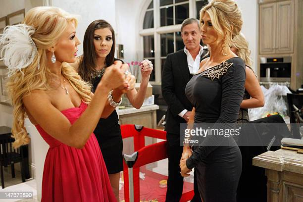 COUNTY 'Finale' Pictured Gretchen Rossi Heather DuBrow Terry DuBrow Alexis Bellino