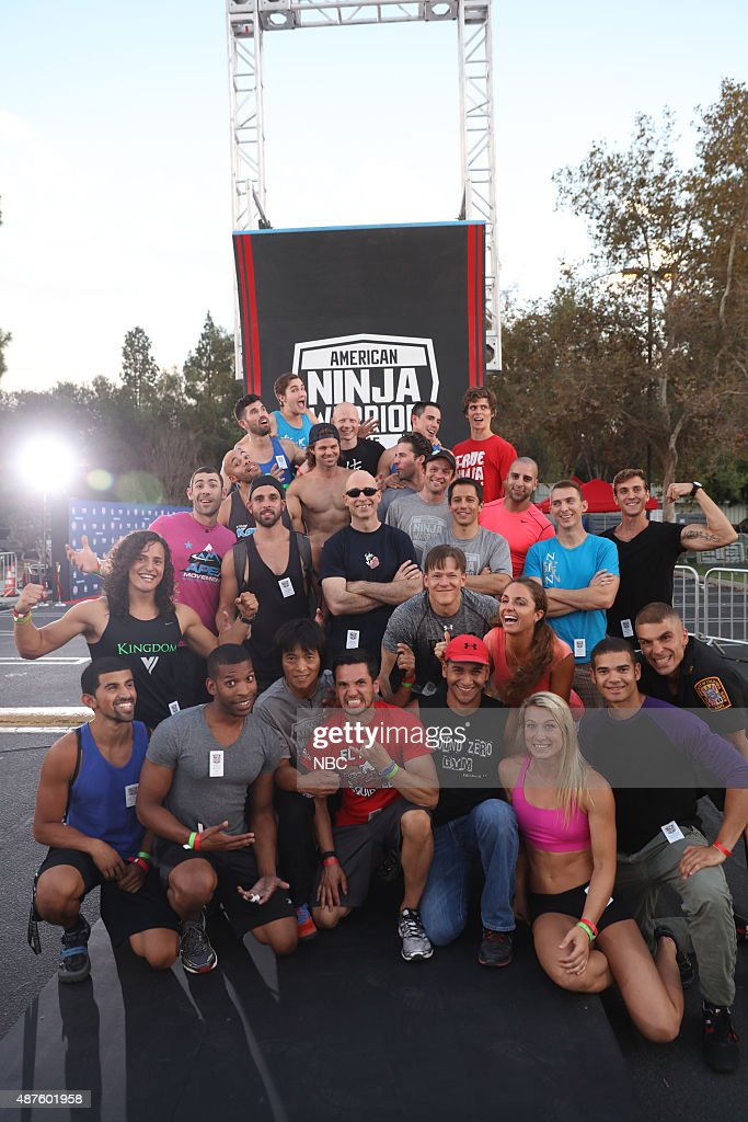 WARRIOR -- 'Finale Screening' -- Pictured: American Ninja Warrior Competitors at the Gene Autry Museum, Los Angeles, Calif., September 9, 2015 --
