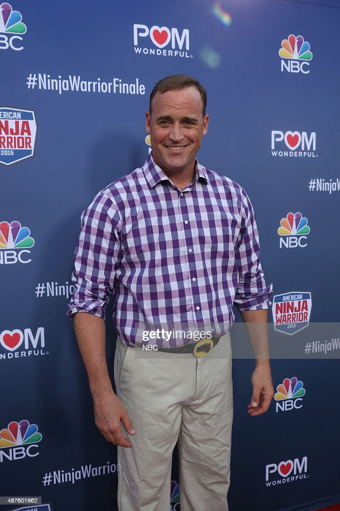 WARRIOR -- 'Finale Screening' -- Pictured: Matt Iseman at the Gene Autry Museum, Los Angeles, Calif., September 9, 2015 --