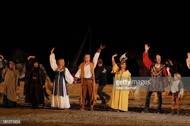"""Sybille Pape , Ingrid van Bergen , Julia Horvath , Sascha Gluth , Jenny Jürgens , Dietmar Lahaine , Julius Kurth , """"Störtebeker Festspiele"""", """"Piraten..."""