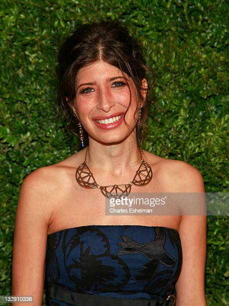 Finalist Jewelry designer Pamela Love attends the 8th Annual CFDA/Vogue Fashion Fund Awards at the Skylight SOHO on November 14 2011 in New York City