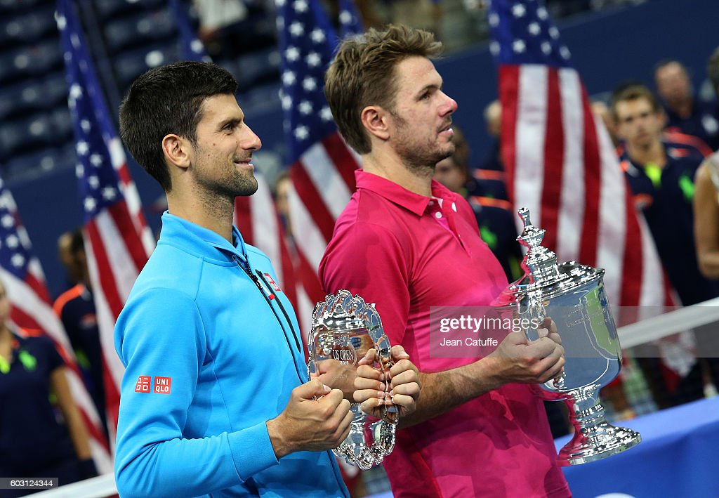 2016 US Open : ニュース写真