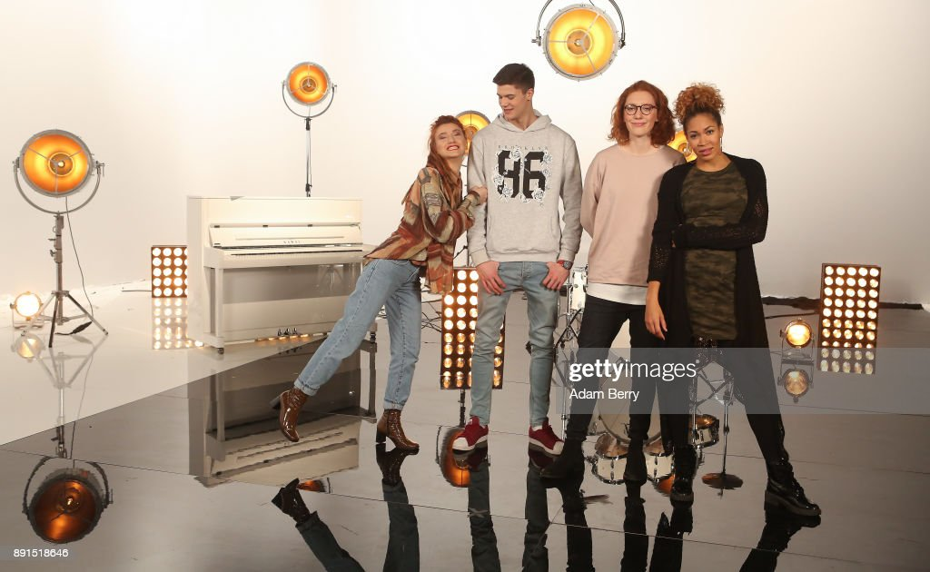 'The Voice of Germany' Finalists Photo Call In Berlin