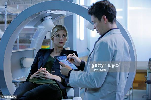 FinallyÓ Kirsten goes above and beyond to solve the mystery of a brain researcher's death in an allnew episode of 'Stitchers' airing Tuesday July 7...