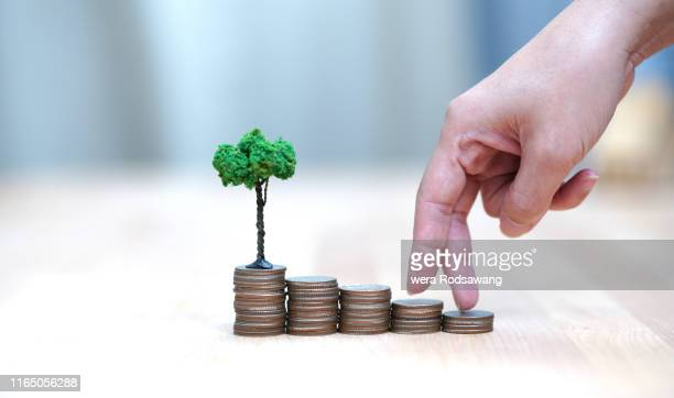 finance and economy - dime stock pictures, royalty-free photos & images