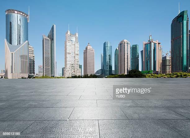 Finance city