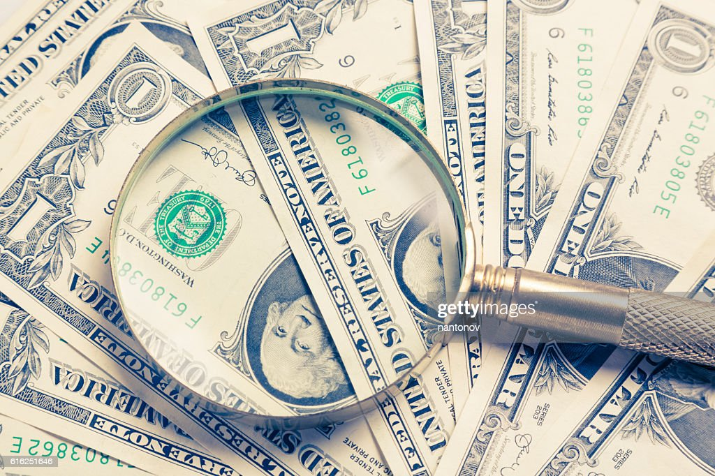 Concepto de finanzas. : Foto de stock