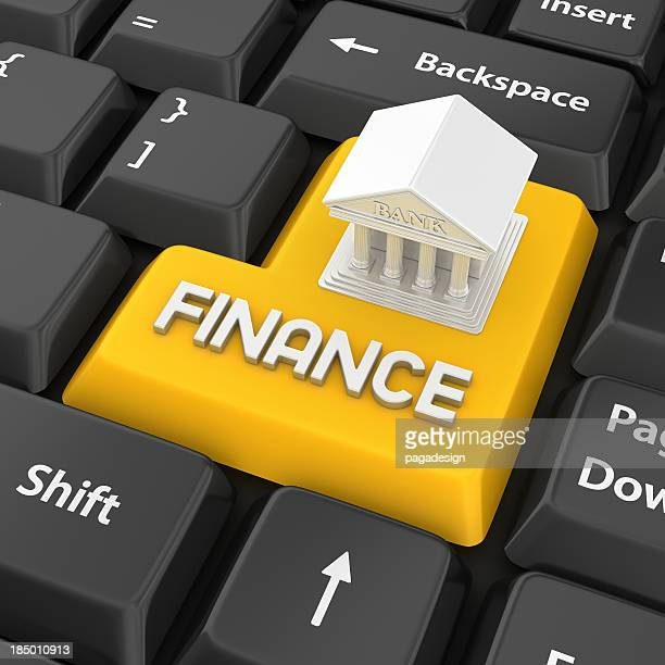 finance enter key