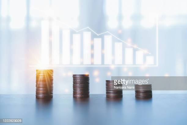 finance growth and investment concept - wages stock pictures, royalty-free photos & images