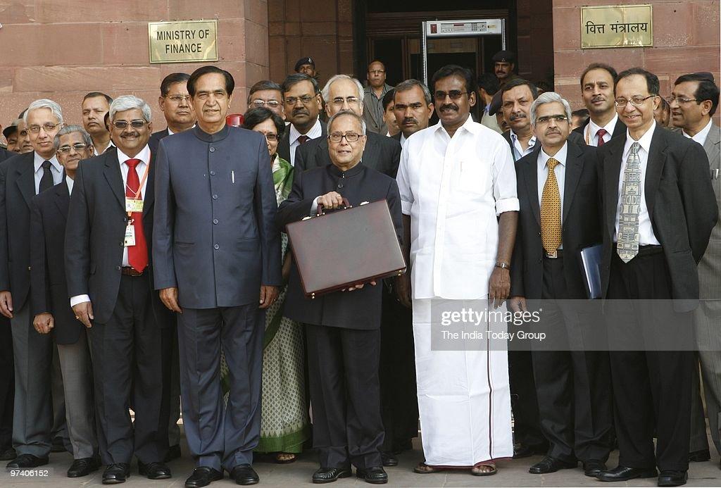 Union Budget of India 2010-11