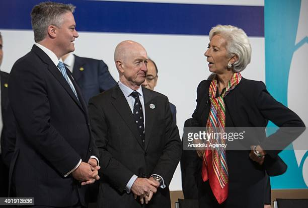 Finance Ministers and Central Bank Governors reunited for the World Bank Group and International Monetary Fund Annual Meetings held in Lima Peru from...