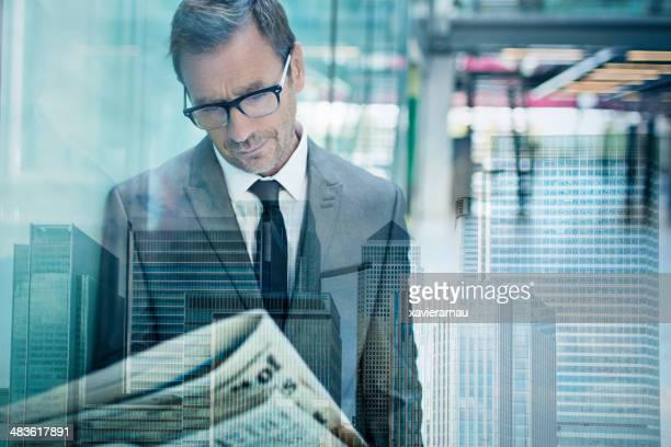 Finance newspaper