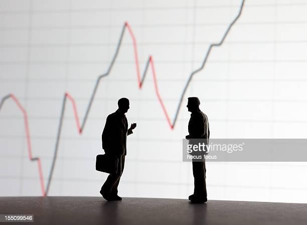 finanzen - kurstafel stock-fotos und bilder