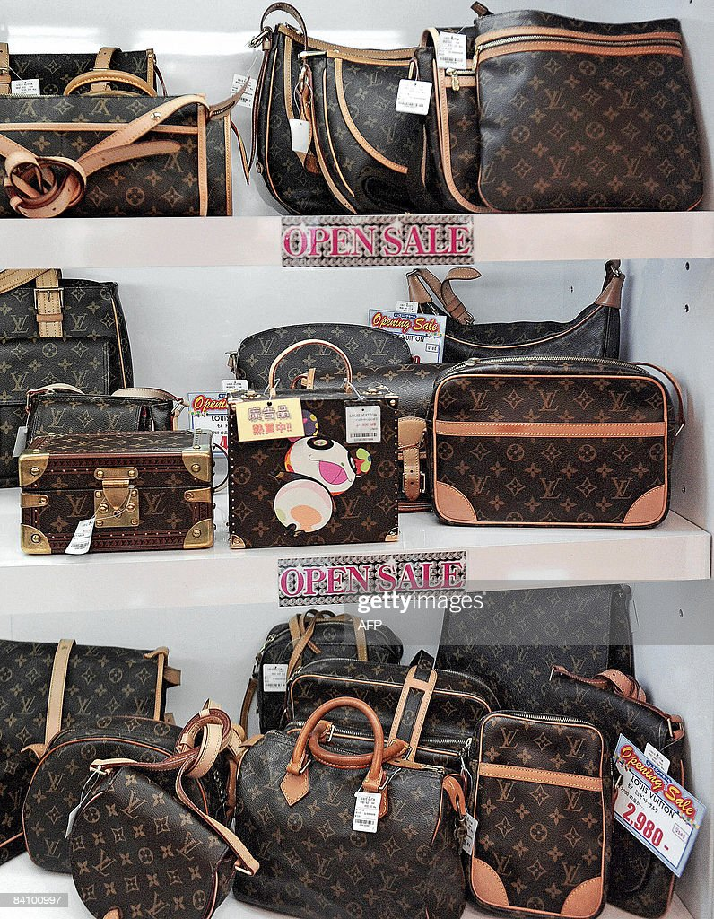 2nd hand louis vuitton bags in japan