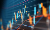 Financial and Technical Data Analysis Graph
