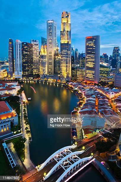 Financial Center, Singapore
