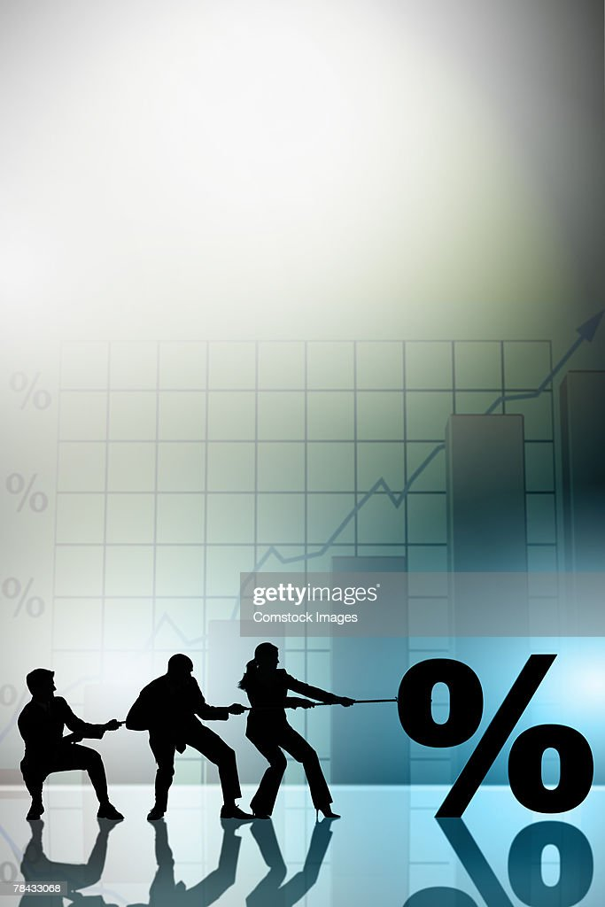 Financial concept : Stockfoto