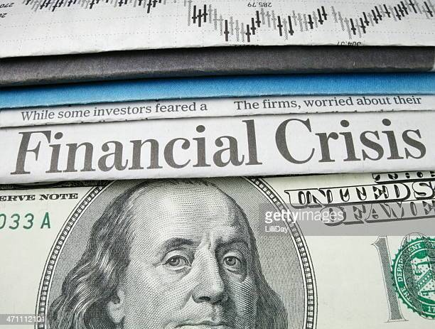 financial crisis and currency - bear market stock pictures, royalty-free photos & images