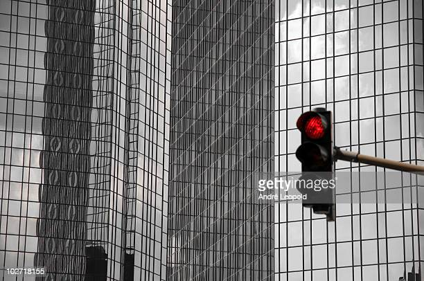 financial crisis - red light stock pictures, royalty-free photos & images