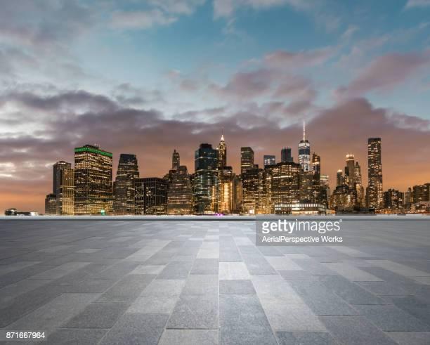 財政地区、マンハッタン、ニューヨーク