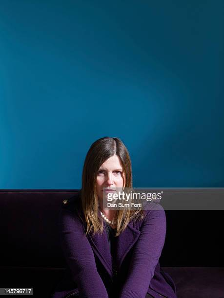Financial fund manager Nicola Horlick is photographed for the Financial Times on May 2 2012 in London England