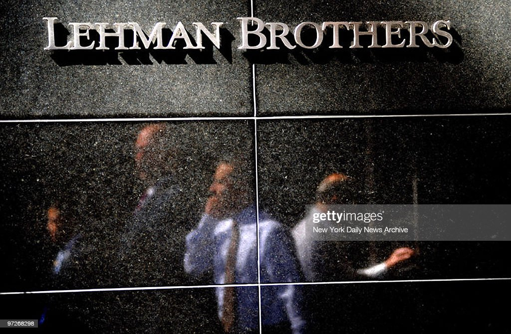 10 Years Since Lehman Brothers Collapsed