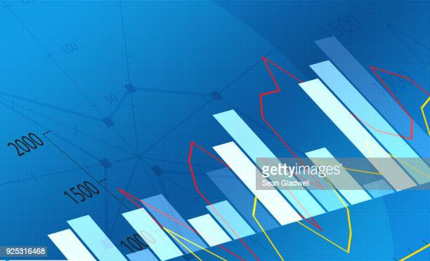 financial growth - business strategy stock photos and pictures