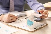 Financial Inspector Report Calculating Balance