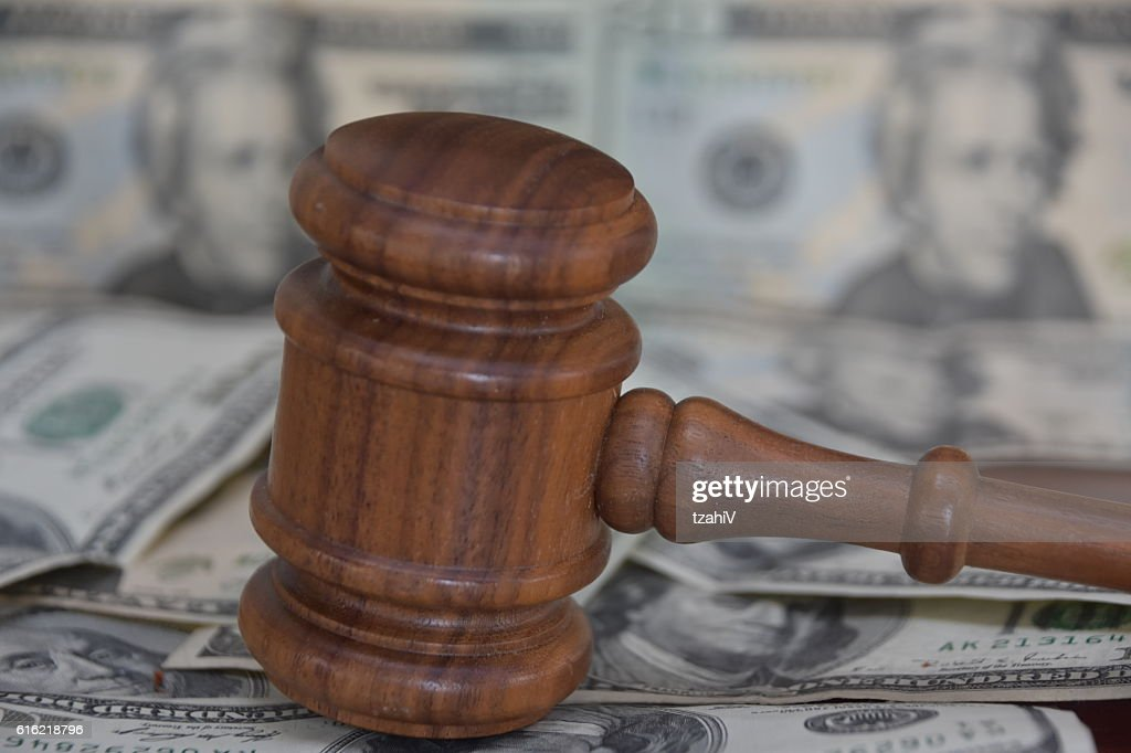 Financial judgment : Stock Photo